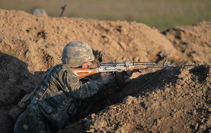 Լայնածավալ ռազմական գործողություններ՝ արցախա-ադրբեջանական սահմանին․  թարմացվող - Incofom.am